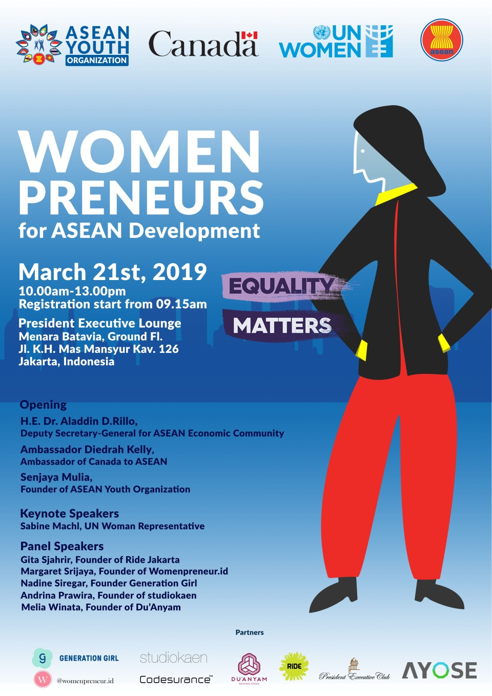Womenpreneurs for ASEAN Development