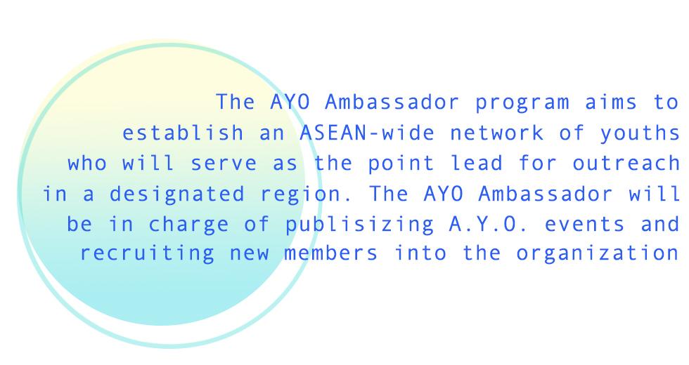 AYO Ambassador Banner 2