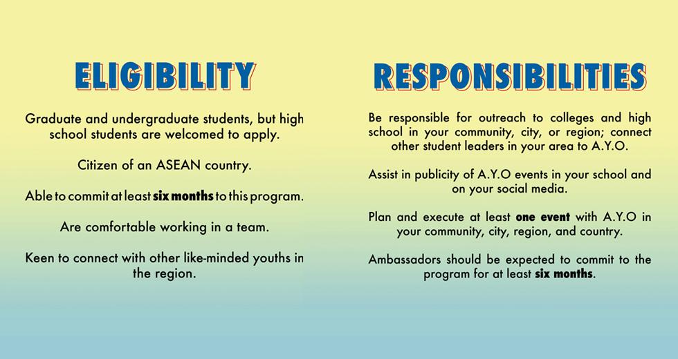 AYO Ambassador Banner 4